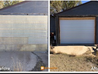 Garage Door Repair in Amarillo, TX
