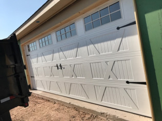 Residential Garage Door Installation in Amarillo, TX