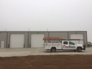 Commercial Door Installation in Amarillo, TX