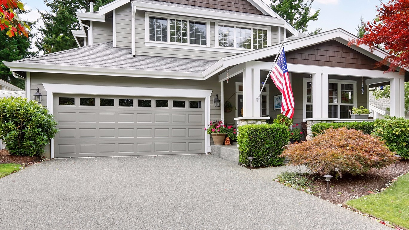 Find An Affordable Attractive Garage Door