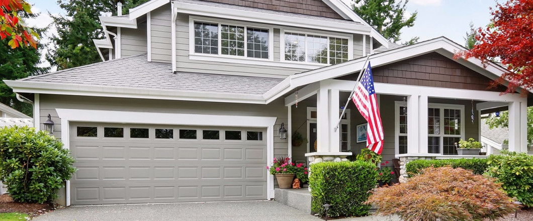 Find an Affordable, Attractive Garage Door