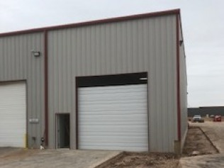 Commercial Sectional Garage Doors in Amarillo, TX